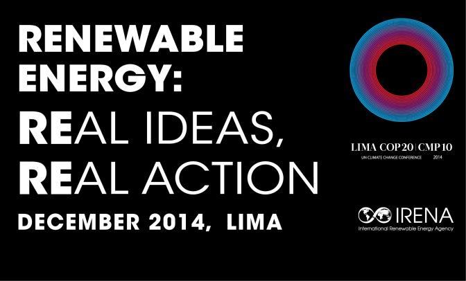 UN Climate Change Conference 2014 (COP 20)