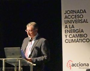 DG at Acciona Event