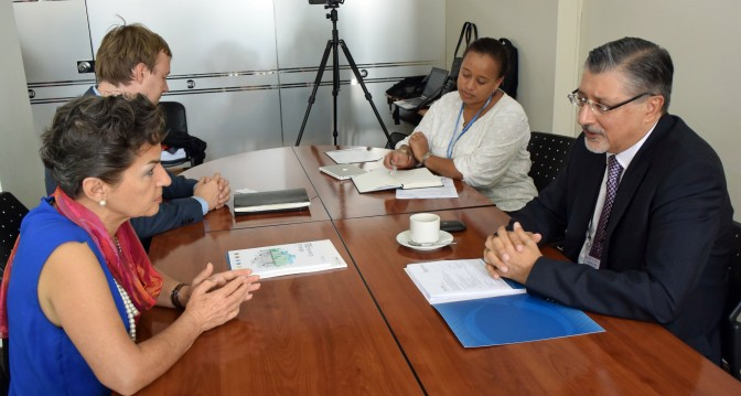 """IRENA and UNFCCC Discuss """"Vital"""" Role of Renewables in Fighting Climate Change"""