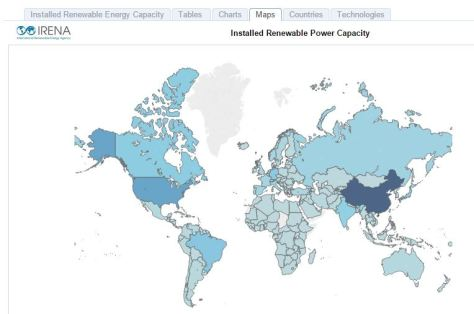 Renewable Energy Capacity Image