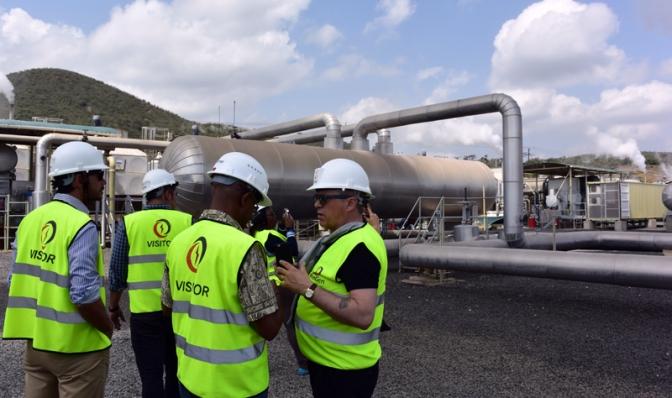 Geothermal Plant - Nairobi