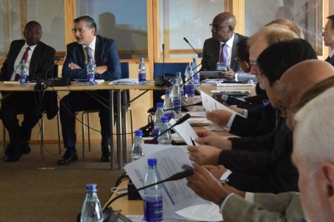 Global Geothermal Alliance Meeting, Nairobi, June 2015