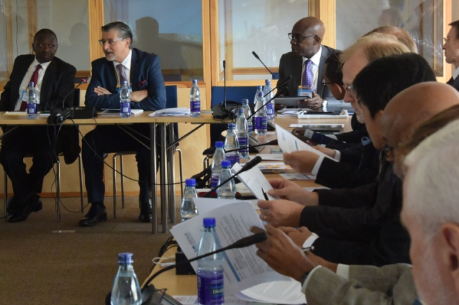 Global Geothermal Alliance Meeting, Nairobi, June 2015