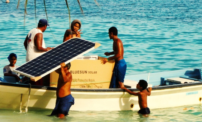 Boosting Global Renewables, One Island at a Time