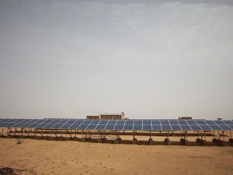 Mauritania hybrid windsolar hydropower project_ 2nd_Photo courtesy Agencede Promotionde L'accessUniversalservicesAPAU_solar_620