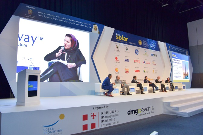 Intersolar Middle East Gathers Region's Brightest in Solar