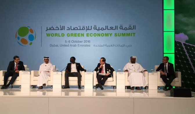 IRENA Director-General Brings Renewables Revolution to Centre Stage of Dubai Summit