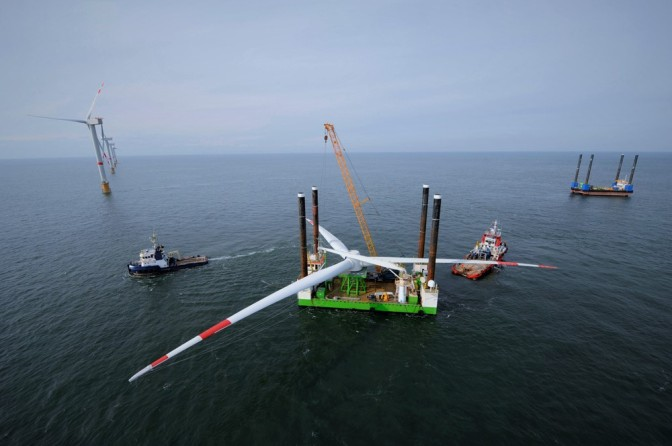 A Gale of Innovation: the future of offshore wind