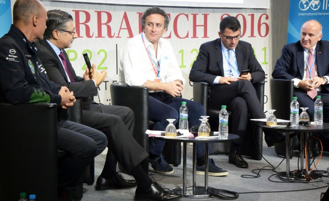 [Video] Sustainable Transportation Innovators Speak Out at COP22 Energy Day