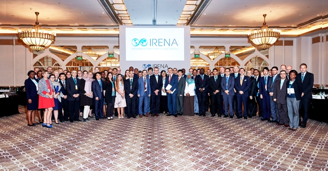 IRENA's 12th Council Convenes