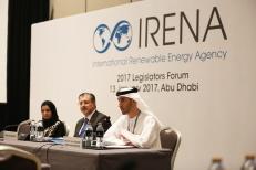 Opening remarks from IRENA's 2017 Legislators Forum