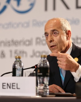 Francesco Storace, CEO of Enel