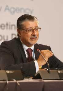 Adnan Z. Amin, IRENA Director-General