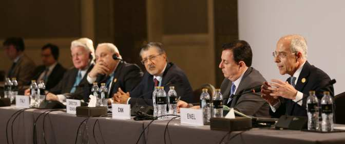 Transforming the Power Sector, at IRENA Ministerial Meeting