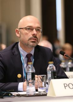 Michal Kurtyka, Undersecretary of State of Poland's Ministry of Energy