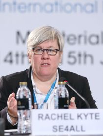 Rachel Kyte, Chief Executive Officer of Sustainable Energy for All