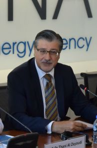 IRENA Director-General Adnan Z. Amin opened the Central Asia workshop.
