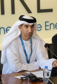 UAE's Minister of Climate Change and Environment, HE Dr Thani Ahmed Al Zeyoudi keynote speech central asia workshop.
