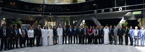 Over 50 delegates from Azerbaijan, Kazakhstan, Kyrgyzstan, Tajikistan, Turkmenistan, and Uzbekistan, gathered at IRENA's headquarters to strengthen collaboration in accelerating the region's renewable energy development.